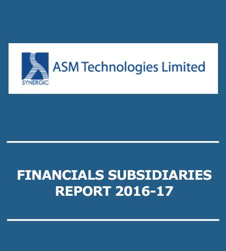 asm financial subsidiaries