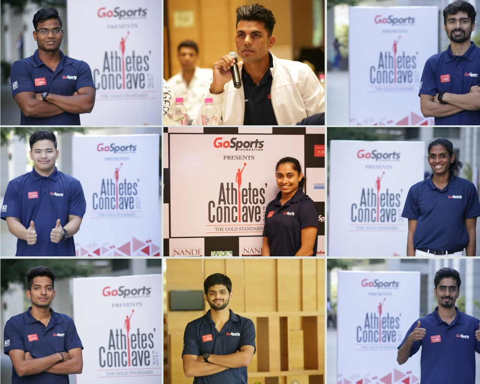 go sports athletes conclave